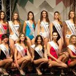 Miss Italia, elette le lombarde  Quattro bergamasche alle prefinali