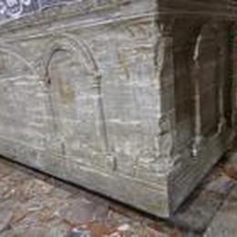 «È il sarcofago di Sant'Alessandro»  Lo prova uno studio archeologico