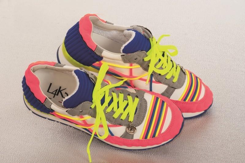 half off c9a84 a5174 L4k3», bracciali, borse e scarpe Le corde del Sebino nella ...