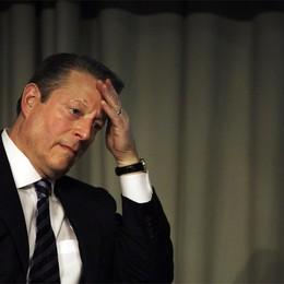 Piove su Al Gore