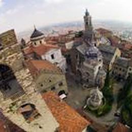 Bergamo impazza sul web  Città Alta la più fotografata