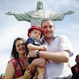Da Bergamo a San Paolo del Brasile  per conquistare la pole di Pirelli