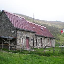 Fra Val Taleggio e Valle Brembana  il segreto del Passo di Baciamorti