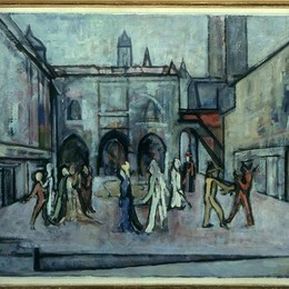 Le opere tornano alla Carrara  Palazzo Ragione dà spazio a Vitali