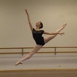 I successi di Giorgia: maturità  e  diploma di danza a Stoccarda