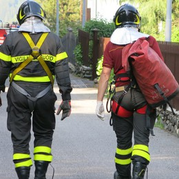 Vigili del fuoco, mille assunzioni  Carnevali: Bergamo si dia da fare