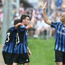 L'Atalanta vince con il minimo scarto:  1-0 al Renate, idem contro  il FeralpiSalò