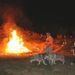 Appuntamenti di sabato 9 agosto  Minimarcia con i lupi a Selvino