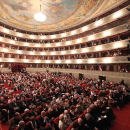 E per l'occasione porte aperte al Teatro Donizetti