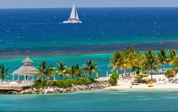 Giamaica, cercasi  social on the beach
