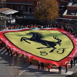 I fedelissimi del Club Ferrari di Caprino  «Grazie  presidente per quel che ha dato»