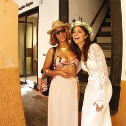 La sposa è una fan di Beyoncè  E la star la sorprende alle nozze