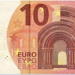 Tutti i segreti dei nuovi 10 euro  Una banconota tutta da scoprire