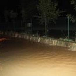 Ancora una bomba d'acqua  Grumello del Monte: medie chiuse