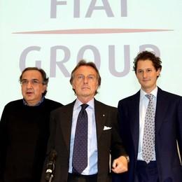 Ferrari, Montezemolo vola su Alitalia  Sul Cavallino sale Marchionne