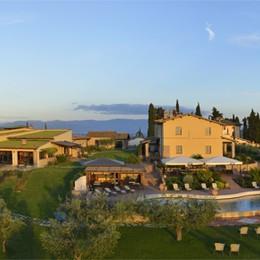 Il cuore dell'Umbria  al Borgobrufa Resort