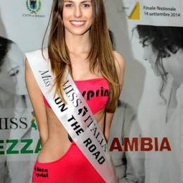 Le bergamasche Elisa e Sara  alla finalissima di Miss Italia