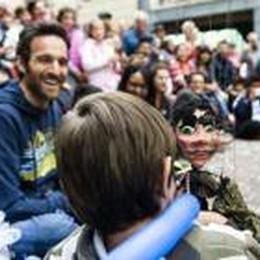 Buskers Festival: 200 spettacoli  Weekend a Borgo San Lorenzo