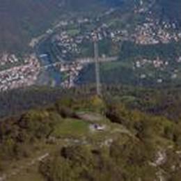 Il castello perduto del Canto Alto  Tracce scovate negli scavi per la croce