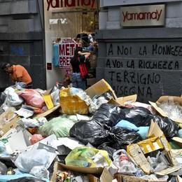 «Rischiamo 1,3 milioni di tonnellate  di rifiuti da fuori Lombardia»