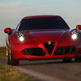 Alfa Romeo 4C  Tutto nello smartphone