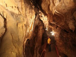 Zogno, la grotta delle meraviglie