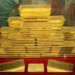 Orio, svedese fermato in dogana  Nella valigia aveva 4 chili d'oro