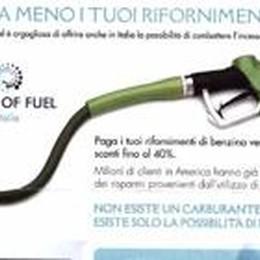 Sconti della benzina del 40%?  Adiconsum: attenzione alle truffe