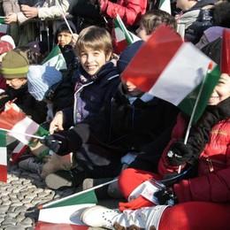 Studenti bergamaschi a Roma  Incontro con il presidente Napolitano