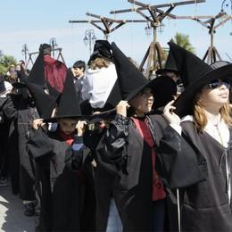 Tutti Harry Potter  alla Rocca di Lonato