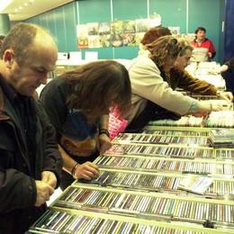 Bergamo, la fiera del disco raddoppia  Nel 2015 sarà ancora più importante