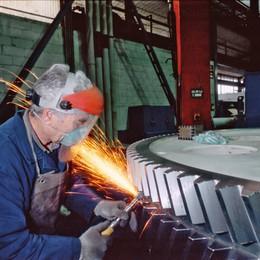 Metalmeccanici, rischio occupazione  A Bergamo coinvolti oltre 1500 operai