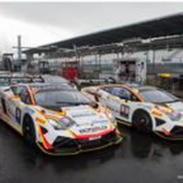 Tappa adrenalitica al Nurburgring  Tre vittorie per il Team Bonaldi