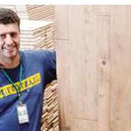 «Partito a 8 anni senza un soldo  In Guatemala sono il re del legno»