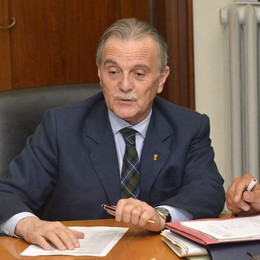 «La nuova Provincia una bocciofila» Pirovano: tornerei a fare il sindaco