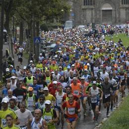 Domenica c'è la mezza maratona  Bergamo chiude al traffico: 8,30-13