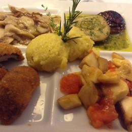 Pesce e funghi a Orio  c'è gusto a Le Stagioni