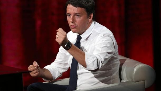 Renzi, riorganizzare lavoro e welfare