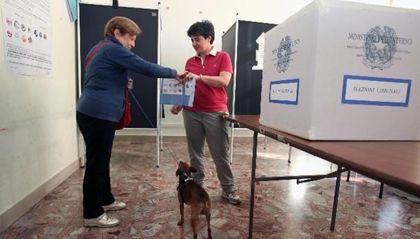 Voto province e città, media 85% a seggi