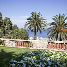 Villa Pergola Alassio  splendore vista mare