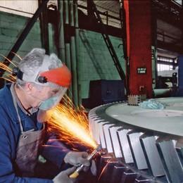Bergamo: il 35,9% dei 55enni è occupato È il +2,6% rispetto l'anno prima