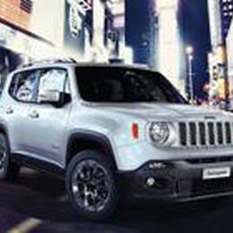 Jeep Renegade  Via agli ordini