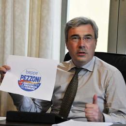 Provincia, Pezzoni si candida  Sfiderà Rossi per la presidenza