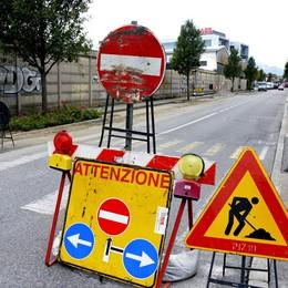 Senso unico in via Crescenzi  L'Atb: bus deviati in via Baioni