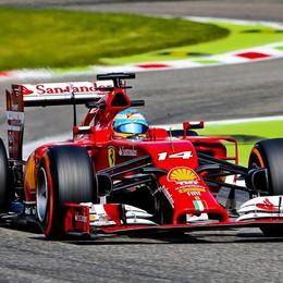 Monza, nelle libere domina Hamilton  Ma alle sue spalle la Ferrari di Alonso