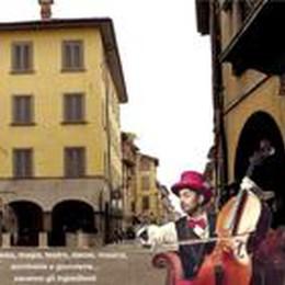 Riecco Bergamo Busker Festival  Gli artisti di strada nel Borgo