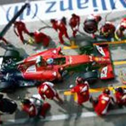 Speranza Ferrari per Monza  Dietro alle Mercedes nelle libere