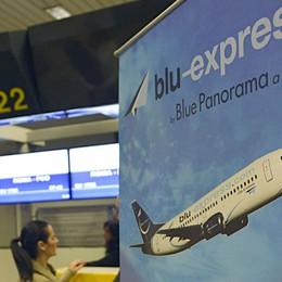 Da martedì 9 si vola a Fiumicino  Orio-Roma con Blue Panorama