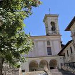 Domenica prima messa ad Astino  Santo Sepolcro aperto al pubblico