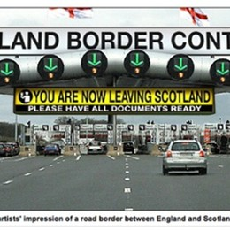 La Scozia diventa indipendente?  Preparare il passaporto voi col kilt...